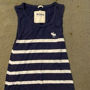 Men's Abercrombie & Fitch Muscle Fit Tank Top